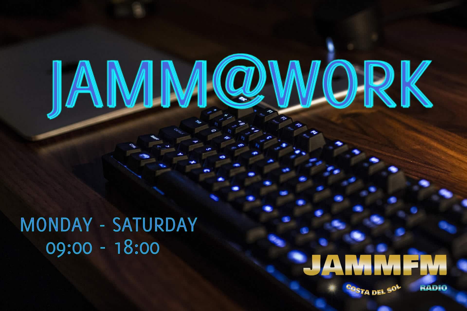 JAMM@WORK