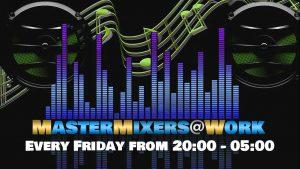 JammFM Radio - MasterMixers@Work