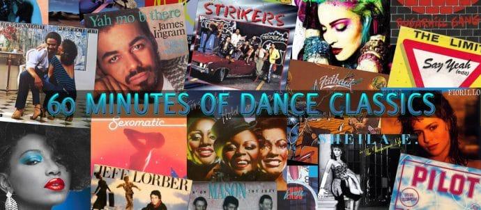 60 minutes of dance classics
