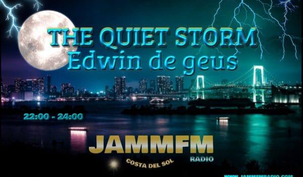 Quiet Storm – Edwin de Geus