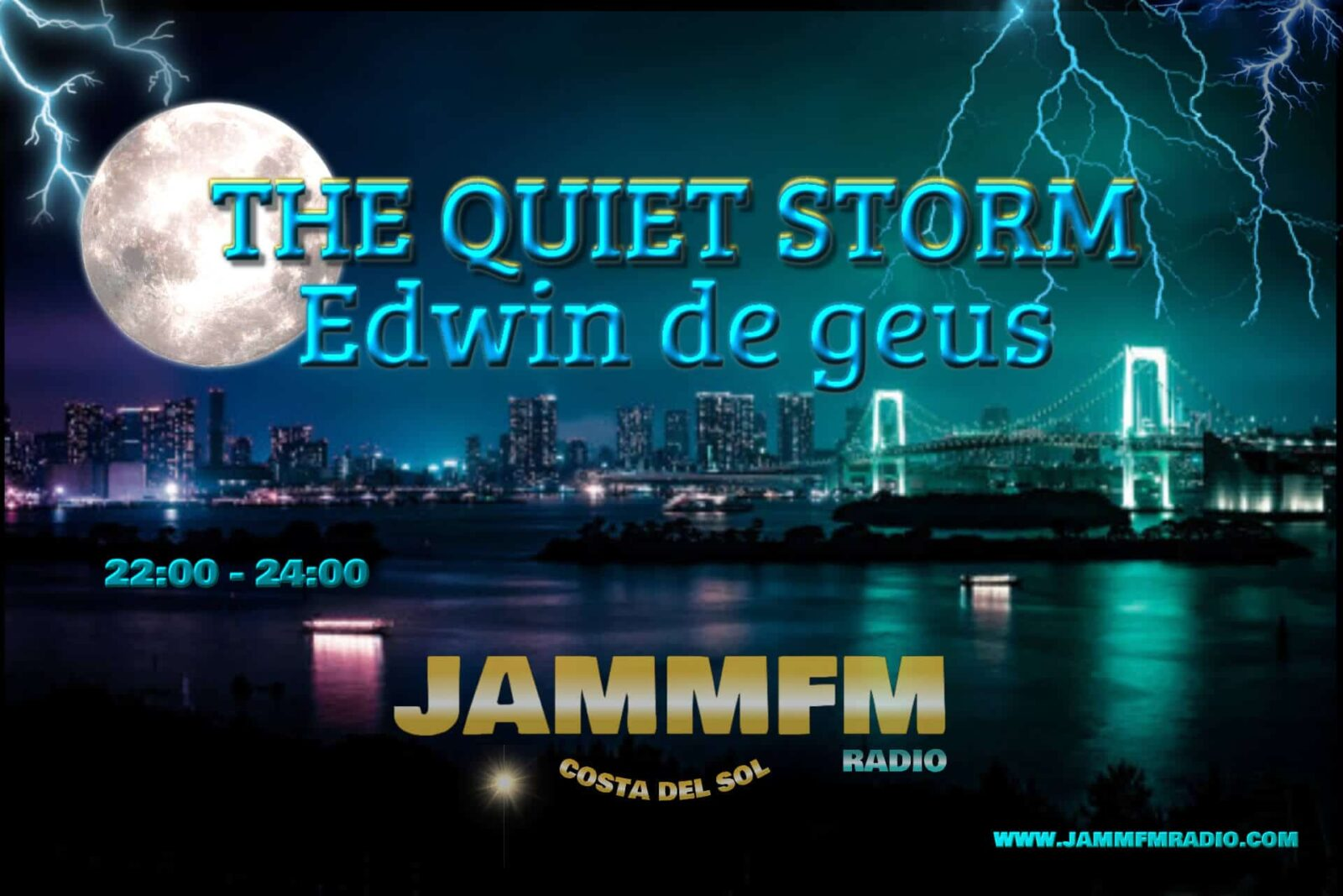 THE QUIET STORM EDWIN DATE WS