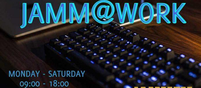 JammFM Radio - Jamm@Work