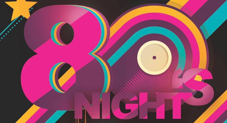 The View Bar Marbella 80's Band Night