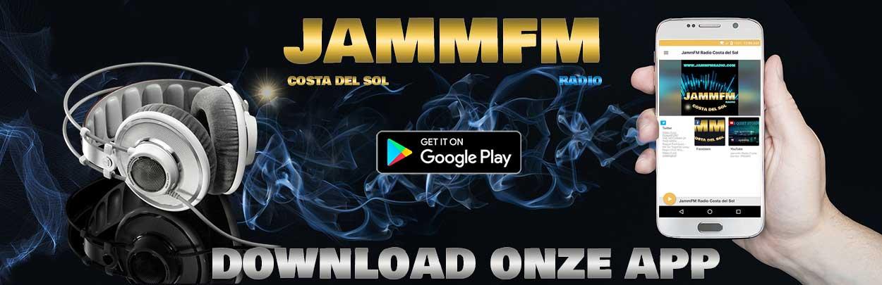 JammFM-Radio-App