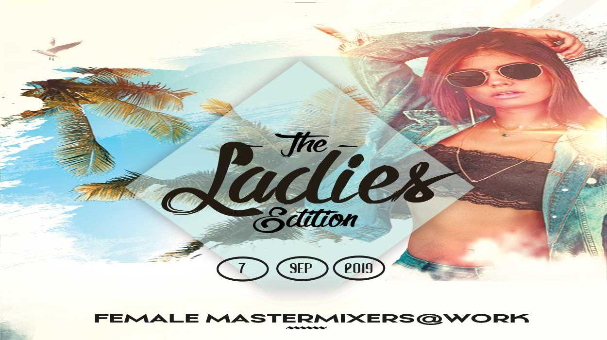 Female MasterMixer@Work