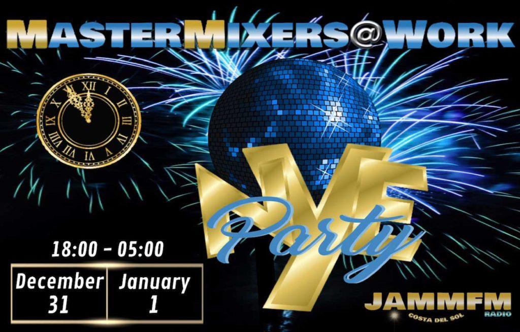 MasterMixers@Work NYE Party