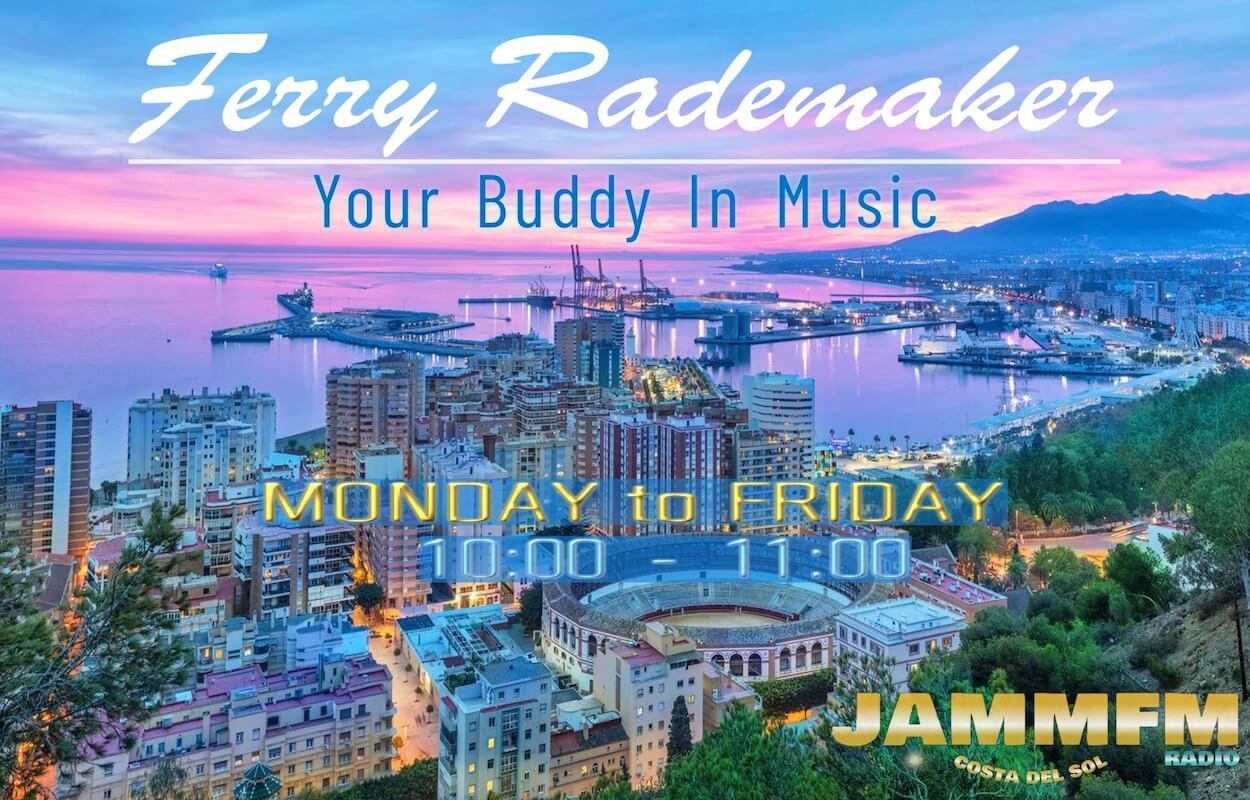 Ferru Rademaker - Your Buddy In Music