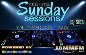 Sunday Session Old Skool Mix by DJ Sies