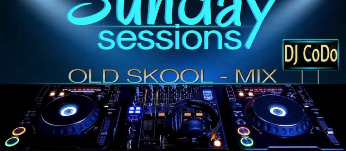 Sunday Sessions Old Skool Mix by DJ CoDo