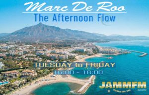 The Afternoon Flow met Marc de Roo